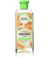 Herbal Essences Daily Detox Volume Shampoo & Body Wash Orange & Mint