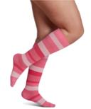 Sigvaris Microfiber Shades Compression Socks Womens Pink