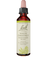 Bach White Chestnut Flower Essence