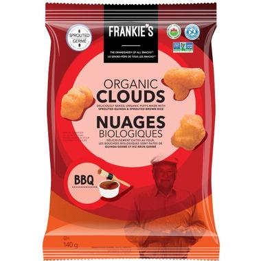 Frankie\'s Organic Clouds BBQ