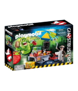 Playmobil Slimer with Hot Dog Stand