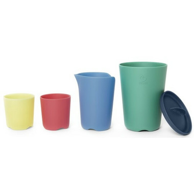 Stokke Multi-Colour Bath Toy Cups