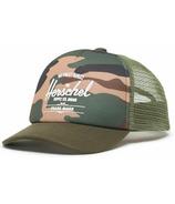 Herschel Supply Whaler Mesh Baby Woodland Camo & Cypress