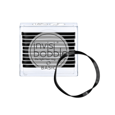 invisibobble True Black Basic