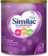 Préparation hypoallergénique en poudre Similac pour nourrissons<em>Alimentum</em> - étape 1