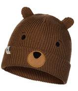 BUFF Children's Knitted Hat Funn Bear