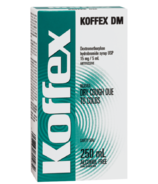Koffex DM Syrup Alcohol Free