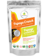 Ecoideas Organic Raw Papaya Crunch