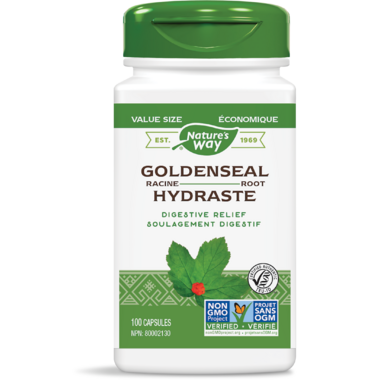 Nature\'s Way Goldenseal Root