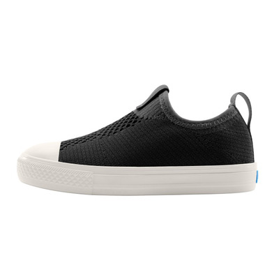 People Footwear Phillips Knit Really Black & Picket White