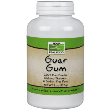 NOW Real Food Guar Gum Powder