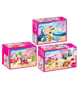 Playmobil Dollhouse Furniture Bundle