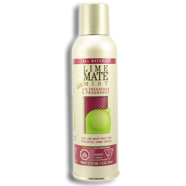 Lime Mate Mist Air Freshener