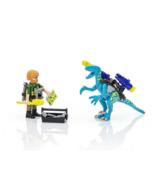 Playmobil deinonychus : prêt pour la bataille