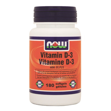 NOW Foods Vitamin D