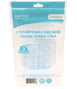 MYKYC 3 Ply Disposable Face Masks