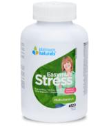 Multi vitamines faciles pour le stress pour femmes de Platinum Naturals
