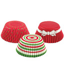 Christmas Circle Standard Bake Cups