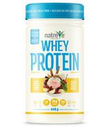 Natreve Whey Protein Banana Split