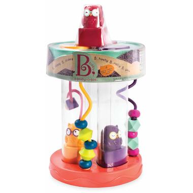 B.Toys Battat B. Baby Hooty-Hoo Shape Sorter