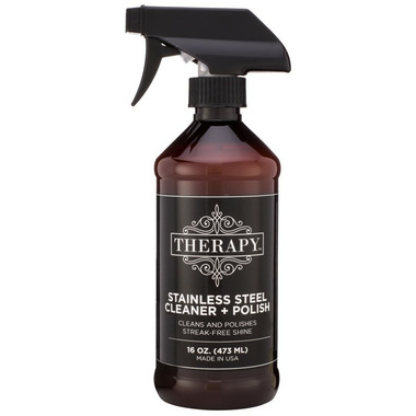Therapy Stainless Steel Cleaner and Polish