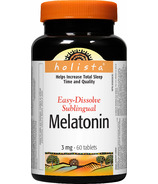 Holista Melatonin 3 mg Easy Dissolve Sublingual
