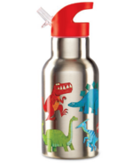 Crocodile Creek ECO Kids Stainless Steel Drinking Bottle Dino