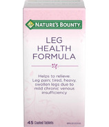 Nature's Bounty Leg Health Formula