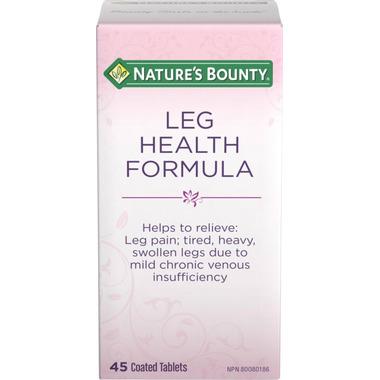 Nature\'s Bounty Leg Health Formula