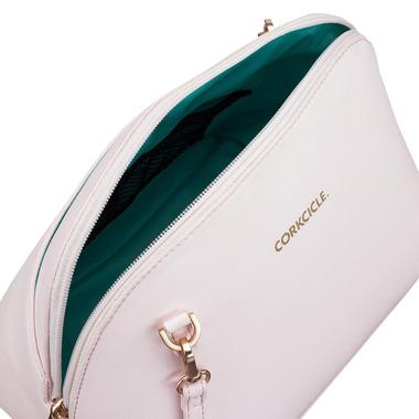 Corkcicle Adair Crossbody Insulated Lunch Bag Rose Quartz