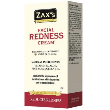 Zax\'s Facial Redness Cream