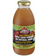 Bragg Organic Apple Cider Vinegar Drink Apple Cinnamon
