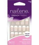 Nailene So Natural Artificial Nails
