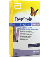 Freestyle Precision B-Ketone Test Stripes