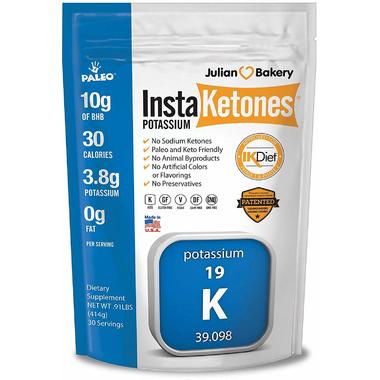 Julian Bakery Insta Ketones Potassium