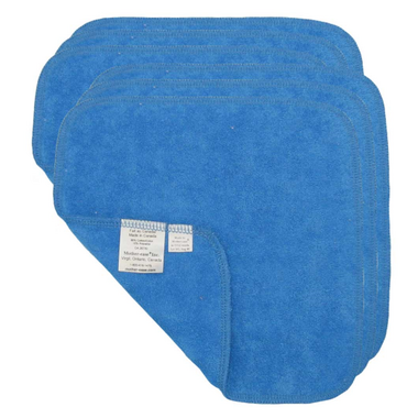 Mother ease Cotton Baby Wipes Blue