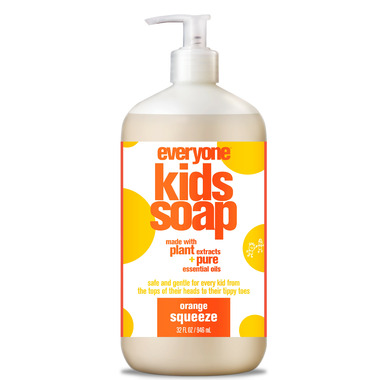 EO Everyone Soap for Kids Orange Squeeze