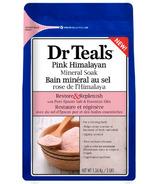 Dr Teal's Pink Himalayan Mineral Soak