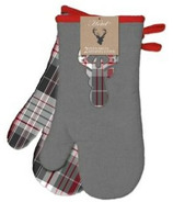 Domay Elk Oven Mitts