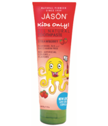 Jason Natural Kids Only! Strawberry Toothpaste