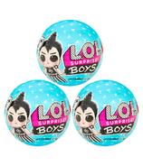 L.O.L. Surprise Boys Bundle