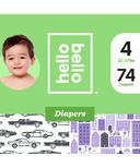 Hello Bello Club Diaper Cars & City Prints
