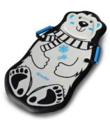 Flexible Flyer Polar Bear Foam Sled