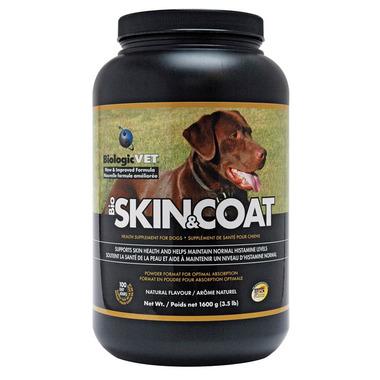 BiologicVET BioSKIN & COAT Health Supplement For Dogs