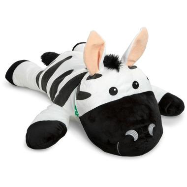 Melissa & Doug Cuddle Zebra Jumbo Plush Stuffed Animal