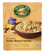 Nature's Path Organic FlaxPlus Vanilla Almond Crunch Granola