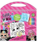 greenre Eco-L.O.L Surprise! Colouring Pencils and Activity Pad