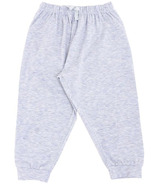 Nest Designs Basics Bamboo Cotton Harem Pants Gray Dawn