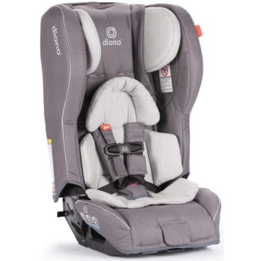 Diono Rainier 2AXT Convertible Car Seat Oyster Grey