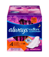 Always Radiant Infinity Overnight With Wings